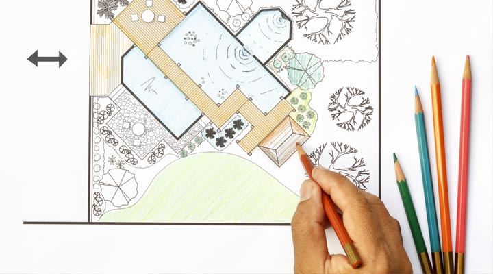 Landscape Designs & Architectural Plans