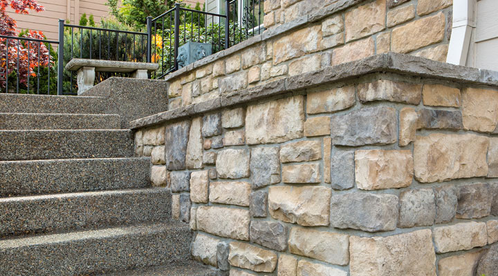 Masonry, Patios, Stone Walls, Pillars & Foundations